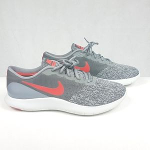 Nike Flex Contact Shoes Grey/Red 908983-006
